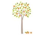 Obstgarten Baum Wandtattoo von Stickerscape - Wandaufkleber (Reguläres Größe)