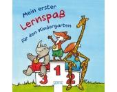 Mein Bücherbär-Malblock - Mein erster Lernspaß den Kindergarten Kleinkinder