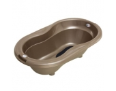 Rotho Babydesign Badewanne TOP taupe perl - braun