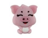 MyGrips GM-65 Kindermöbel Knopf Tiere Türknopf/nauf, Schwein