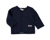 Kanz Sweatjacke black iris - blau - Gr.Babymode (6 - 24 Monate) - Jungen