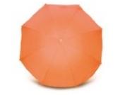 Sonnenschirm für Kinderwagen mit UV Schutz 50+ Orange von Heitmann Ø 80 cm