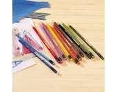 Faber-Castell 12er-Pack radierbare Farbstifte