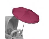 TEUTONIA Sonnenschirm 5020 Berry Pink