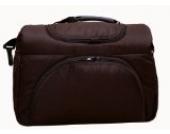 TP-13 Wickeltasche PIA von Baby-Joy XXXL Übergröße Braun Windeltasche Pflegetasche Babytasche Tragetasche