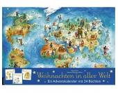edumero Weihnachten in aller Welt, Adventskalender mit 24 Büchlein