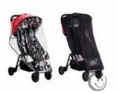 Mückennetz und Wetterschutz für mountain buggy Nano (Mountainbuggy)