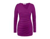 bellybutton Umstands Shirt SOFIA magenta purple - lila - Damen