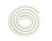 Lukis 2M Tischkantenschutz Tischkante Kissen Beschützer Eckenschutz Sicherheit mit Klebeband DIY Weiß