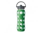 lifefactory Trinkflasche Straw Cap grass green 650 ml - grün