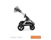 STOKKE ® Trailz™ Chassis mit Geländerädern - grau