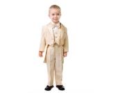 _EOL_EDDY Anzug 6-tlg. Farbe: beige, Gr��e: 8. Jahre