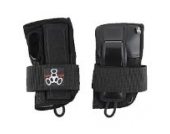 Triple 8 Saver Series Wristsaver II - Slide On Wrist Guard (Black, Large) Size: Large