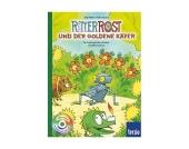 Ritter R und der goldene Käfer, mit Audio-CD