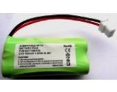 Battery Volt Batterie pour babyphone Compatible avec Motorola MBP20/MNP28 700mAh 2,4V