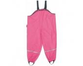 Playshoes Girls Regenhose pink mit Textilfutter - Mädchen