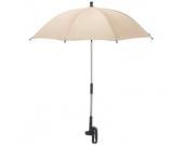REER Sonnenschirm Deluxe mit UV-Schutz, sand