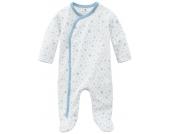 bellybutton Schlafstrampler mit blauen Sternen
