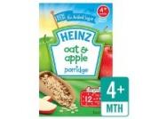 Heinz Frühstück Hafer und Apfel Getreide 4 Mon. + 125g