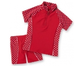 2-teiliger Kinder Schwimmanzug mit UV Schutz Gr. 86/92 Mädchen Kleinkinder
