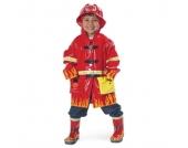 KIDORABLE Regenjacke Regenmantel FEUERWEHR Fireman Gr��e 80-134