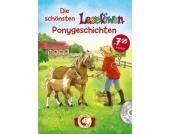 Die schönsten Leselöwen-Ponygeschichten, mit Hörbuch