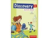 Discovery 3.-4. Schuljahr, Ausgabe 2013: 3. Schuljahr, Activity Book
