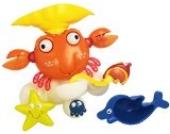 Lexibook - IT025 - Water Crab Badespiel - Ab 1 Jahr