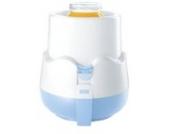 Nuk 10256237 - Babykostwärmer Thermo Rapid zur schnellen und schonenden Erwärmung