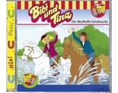 CD Bibi & Tina 58 - Die rätselhafte Schatzsuche