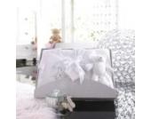 Izziwotnot - Geschenk-Set - Cherish - 3-tlg. - Lilien-Weiß - 0-3 Monate