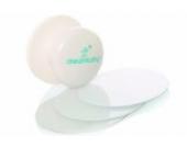Dreambaby G801 Grip-Safe Kindersicherung Schranksicherung Schubladensicherung Schrankschloss  (inkl. 3 Scheiben) weiß