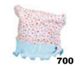 Sterntaler Kopftuch 12103 Farbe 700 Größe 47
