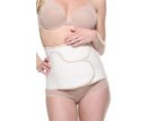 BellyBandit BFFL Bauchbinde zur Unterstützung der Rückbildung, Nude L (112-127 cm)