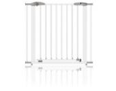 Clippasafe CL1300 Swing Shut ausziehbares Türschutzgitter, aus Metall, Farbe: Weiß.