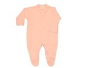 BabywearUK Schlafanzug- Pink - 3-6 Monate - British Made