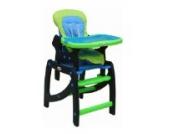 Babyhochstuhl Kinderhochstuhl ARTI Swing Green Grün Baby Kinder Hochstuhl Kombihochstuhl Tisch und Stuhl