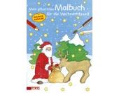 Mein glitzerndes Malbuch die Weihnachtszeit Kleinkinder