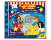 CD Benjamin Blümchen - Gute Nacht 13 Die Traumfee-Königin Karolila