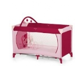 Hauck Dream'n Play V-Minnie Pink II Reisebett, Spielbogen, bunt, Disneymotiv - pink