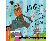 Mr Gum und der Mürbekeksmilliardär, 1 Audio-CD