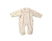 Jacky Unisex Schlafanzug, Little Friends, Weiß, 68, 321400